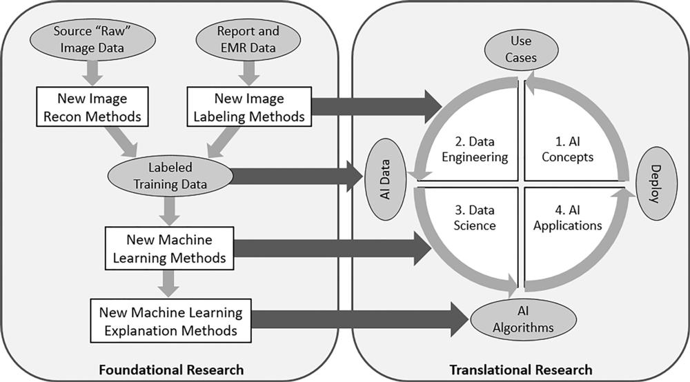 radiology publishes roadmap for ai in medical imaging