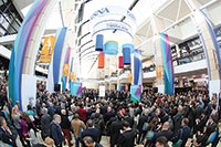 RSNA 2014, Technical Exhibits Opening